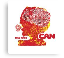 Can Tago Mago Canvas Print