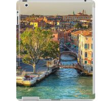 No wheels beyond this point iPad Case/Skin