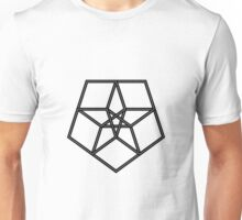 Star in a star - geometry Unisex T-Shirt