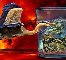 Tempest in a Shot Glass by GolemAura