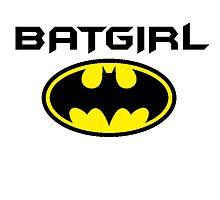 Batgirl by aimeedraper