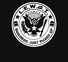 L.E.W.G.I. CREST Unisex T-Shirt