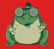 Hipnogenic Toad  Kids Tee