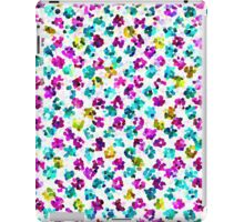 Abstract Floral Spots iPad Case/Skin
