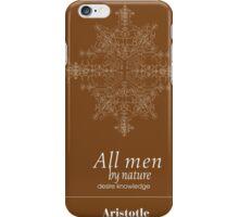 Whisper #5 iPhone Case/Skin