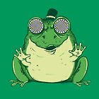 Hipnogenic Toad  by Madkobra