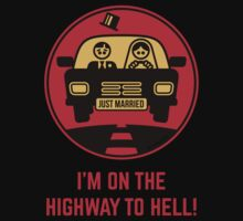 Just Married – I'm On The Highway To Hell (3C) by MrFaulbaum