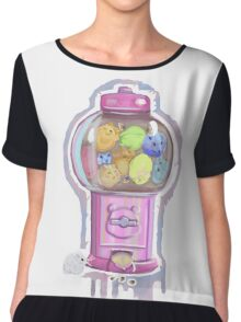 HamsterCandyMachine Chiffon Top