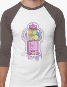 HamsterCandyMachine Men's Baseball ¾ T-Shirt