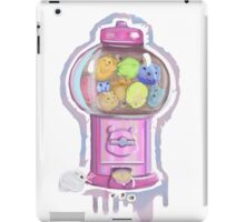 HamsterCandyMachine iPad Case/Skin