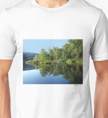 Crystal Clear Lake Unisex T-Shirt