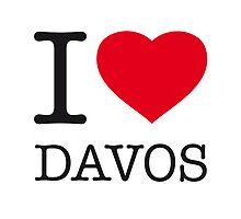 I ♥ DAVOS by eyesblau