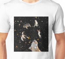 Spacedogs! Unisex T-Shirt