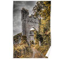 Gwrych Castle Collection 30 Poster