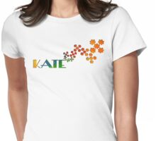The Name Game - Kate Womens Fitted T-Shirt