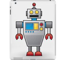 Genius Robot iPad Case/Skin
