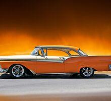 1957 Ford Fairlane 500 by DaveKoontz