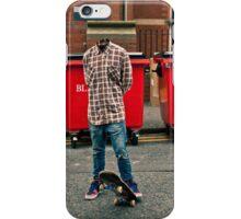 No Flesh - Karl Child iPhone Case/Skin