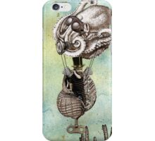 Flotilla - Trejean & Octopus iPhone Case/Skin