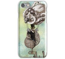 Flotilla - Trejean & Octopus iPhone Case/Skin