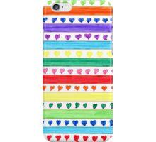 LOVE STRIPES iPhone Case/Skin
