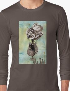 Flotilla - Trejean & Octopus Long Sleeve T-Shirt