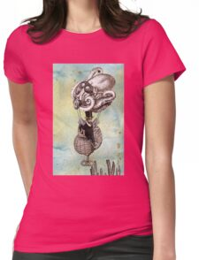 Flotilla - Trejean & Octopus Womens Fitted T-Shirt