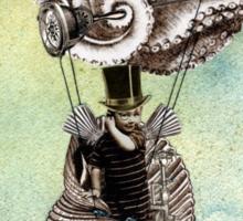 Flotilla - Trejean & Octopus Sticker