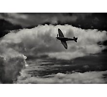 Amongst The Clouds Photographic Print