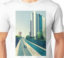 "Leeds ""Autobahn"" - Yorkshire - England Unisex T-Shirt"