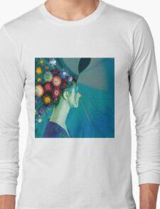 Fleur 2 Long Sleeve T-Shirt