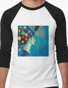 Fleur 2 Men's Baseball ¾ T-Shirt