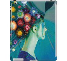 Fleur 2 iPad Case/Skin
