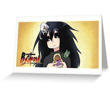 Psychteria - Chibi Friends Greeting Card