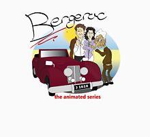 Bergerac - the animated series Unisex T-Shirt