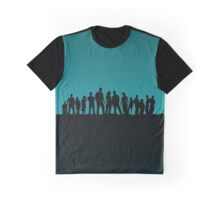 all of us are lost Graphic T-Shirt