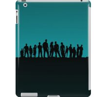 all of us are lost iPad Case/Skin
