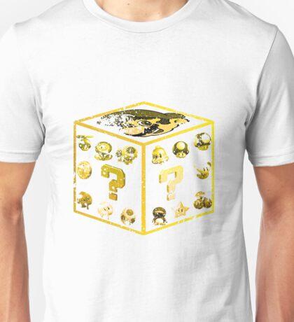 Mario Items Unisex T-Shirt