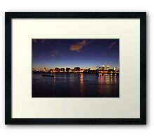 Royal Greenwhich Framed Print