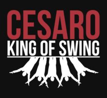 Cesaro - King of Swing by Motion