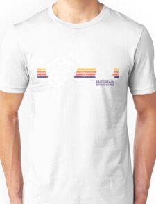 EPCOT Center Vintage Style Distressed Pavilion Logos  Unisex T-Shirt