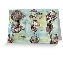 Flotilla Greeting Card