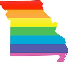 rainbow missouri by chromatosis