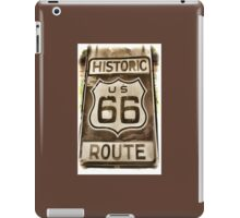 Historic Route 66  iPad Case/Skin
