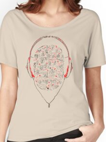 History of Music Women's Relaxed Fit T-Shirt