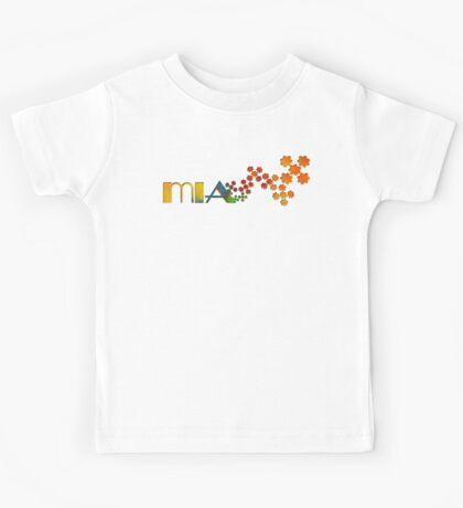 The Name Game - Mia Kids Tee