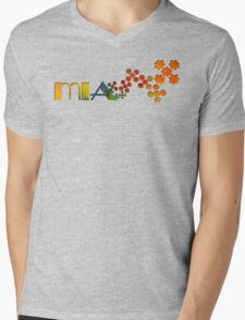 The Name Game - Mia Mens V-Neck T-Shirt