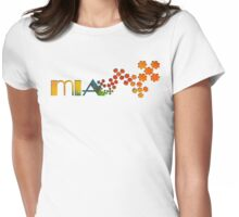 The Name Game - Mia Womens Fitted T-Shirt
