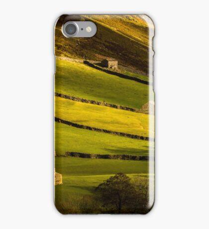 Swaledale Barns - Yorkshire Dales iPhone Case/Skin