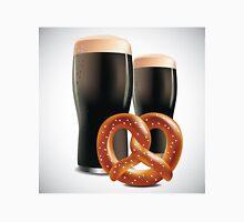 Beer and pretzels Unisex T-Shirt